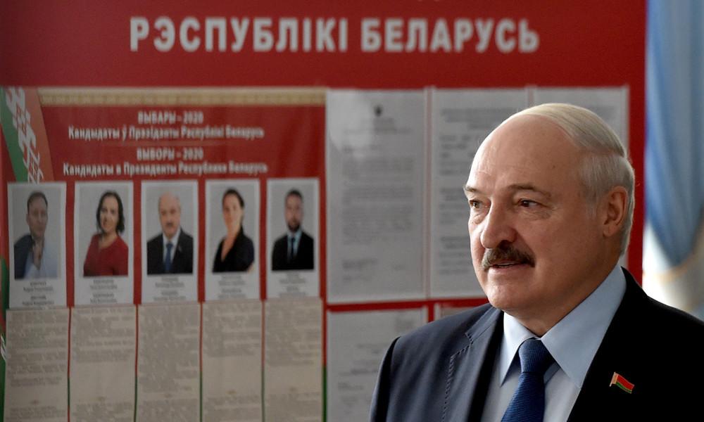 LIVE-Updates: Auszählung der Stimmen in Weißrussland – Lukaschenko führt mit fast 80 Prozent