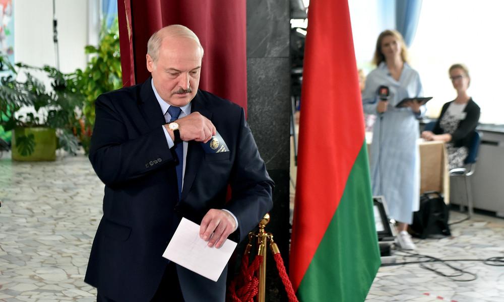 """""""Gewalt ist nicht die Antwort"""": Internationale Reaktionen auf Präsidentschaftswahl in Weißrussland"""