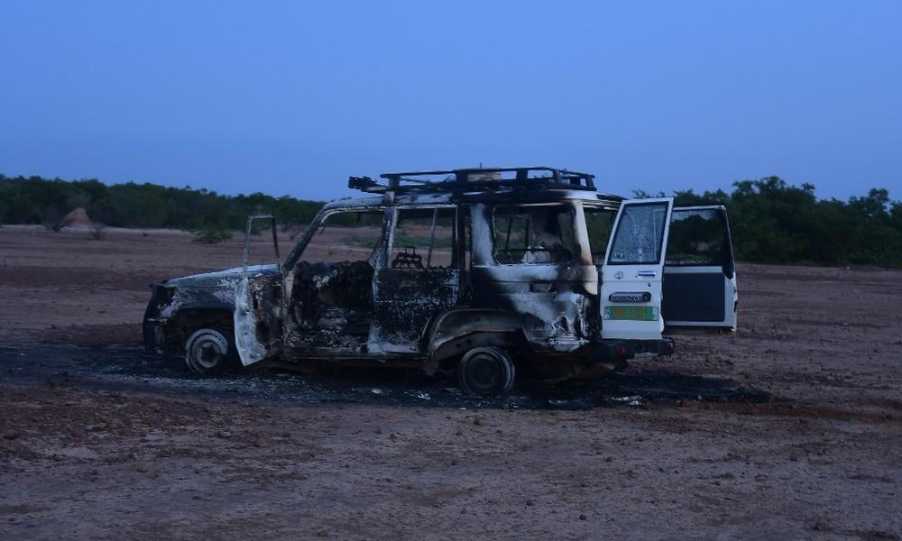 Niger: Sechs Franzosen und zwei Nigrer bei Angriff getötet
