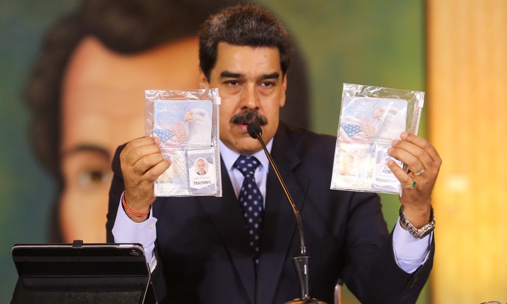 Venezuela:  Zwei Ex-US-Elitesoldaten nach gescheiterter Invasion zu langen Haftstrafen verurteilt