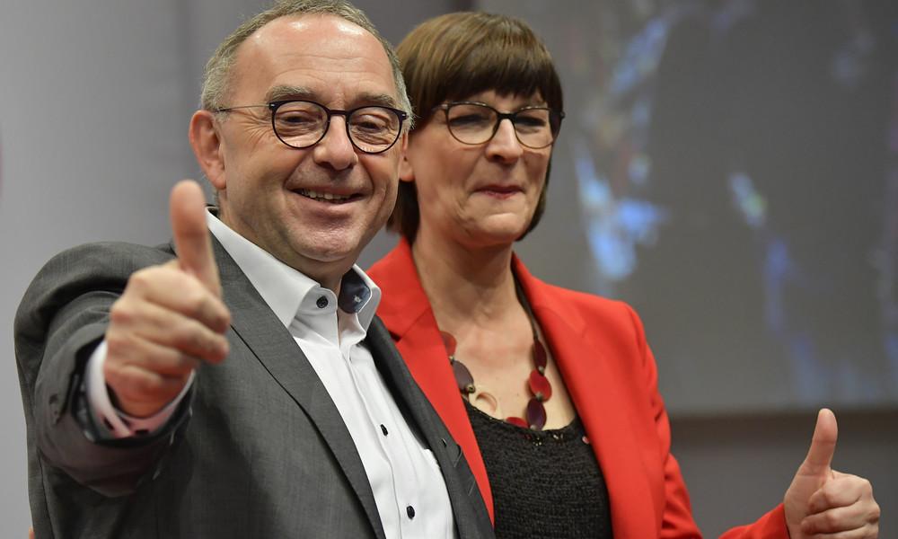 """Kein """"Weiter so"""": SPD schließt Koalition mit der Linken nicht mehr aus"""