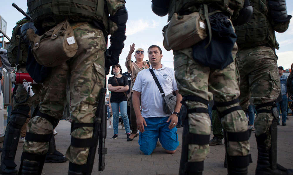 Belarus-Expertin zu Protesten in Weißrussland: Neue Größenordnung der Repression