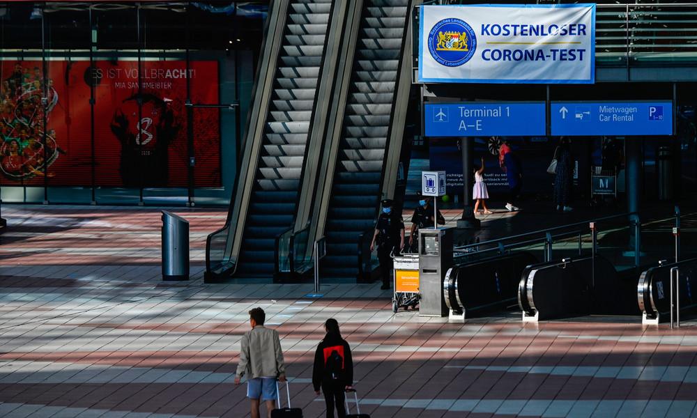 Chaos bei Corona-Tests in Bayern: Rund 44.000 Reiserückkehrer nach Tagen immer noch ohne Ergebnis