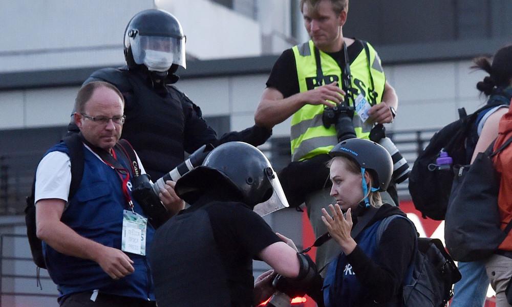 Proteste in Weißrussland dauern an: Ruptly-Stringer wieder auf freiem Fuß