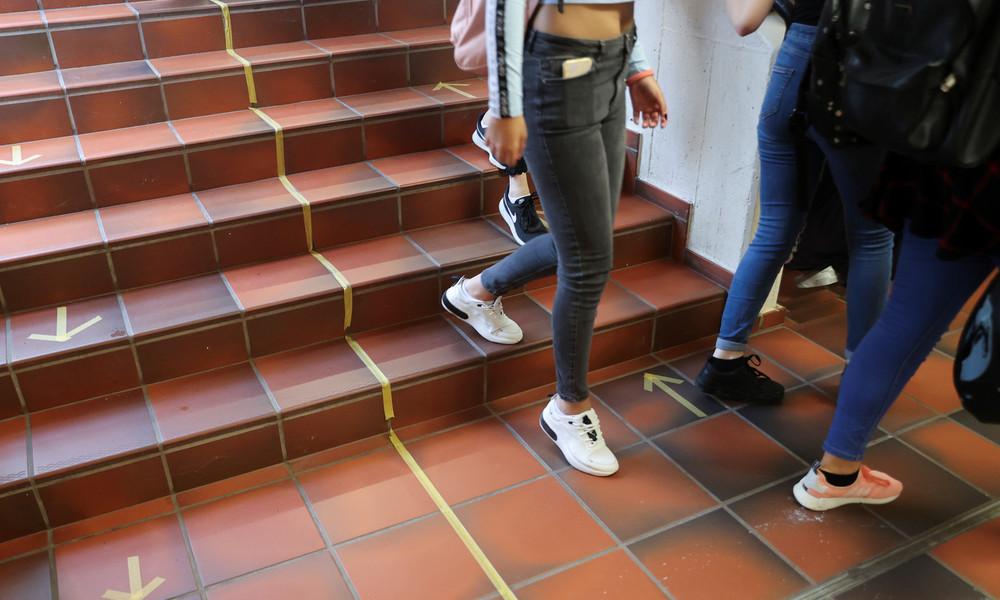 Nach Schulstart: Erste Berliner Schule schließt aufgrund von Corona