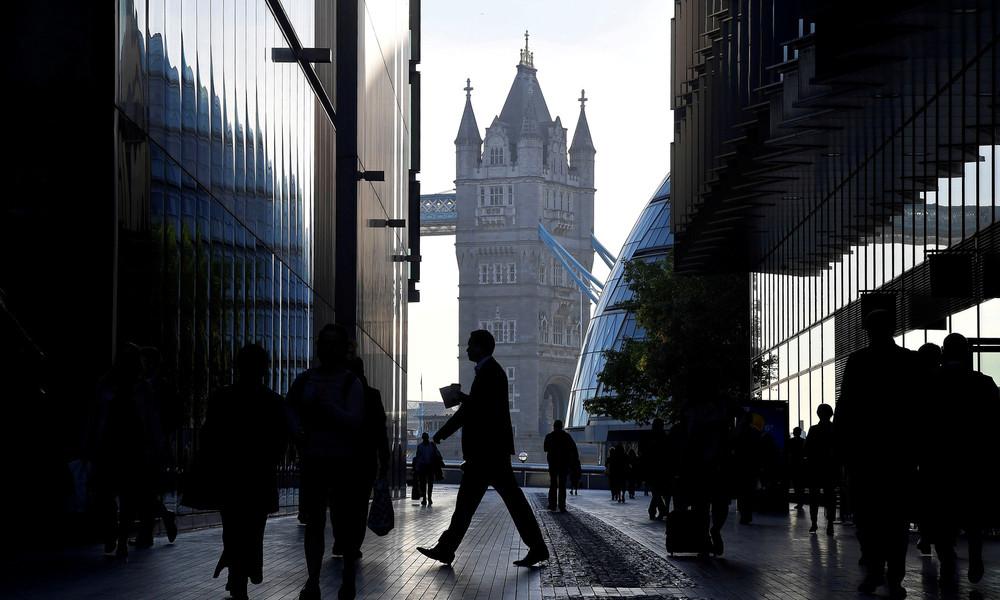 Großbritannien verzeichnet schwerste Wirtschaftseinbußen unter den Ländern Europas