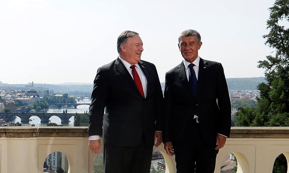 Nach Truppenabzug aus Deutschland: Tschechien will keine US-Soldaten auf seinem Territorium