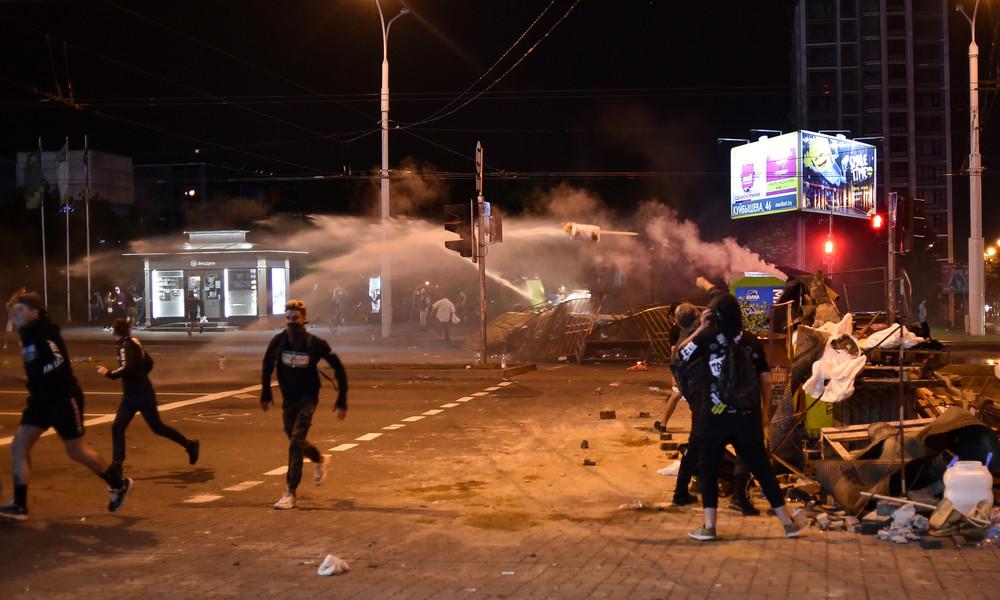 Die unruhige Welt: Proteste, Demonstrationen, Zusammenstöße