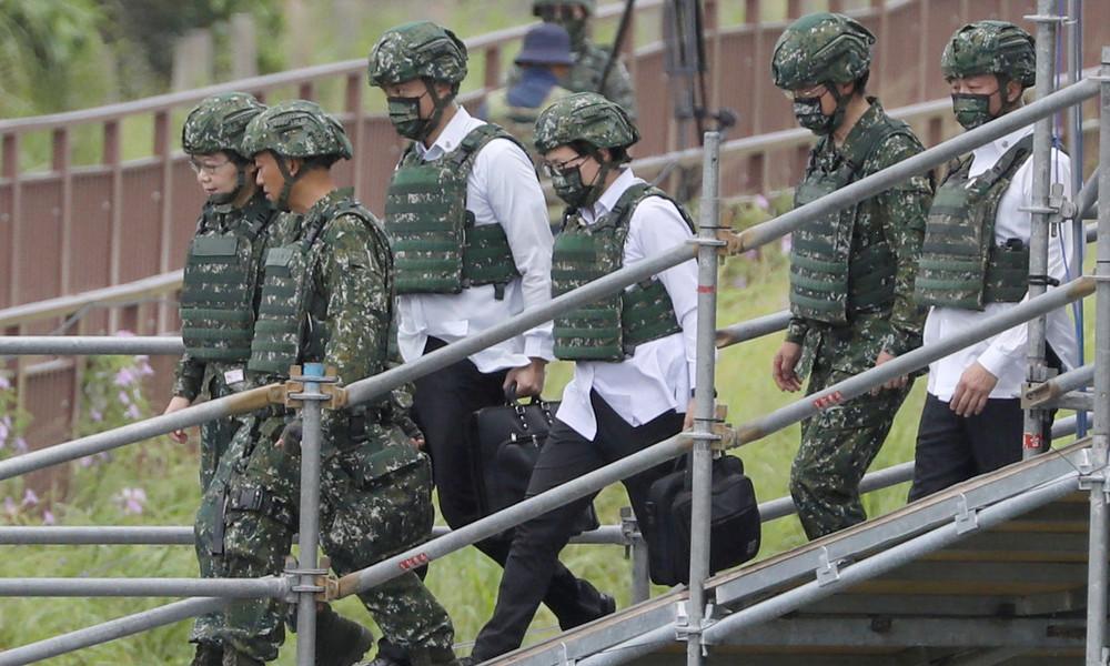 """Taiwan erhöht Rüstungsausgaben: """"Nationale Sicherheit und regionalen Frieden gewährleisten"""""""