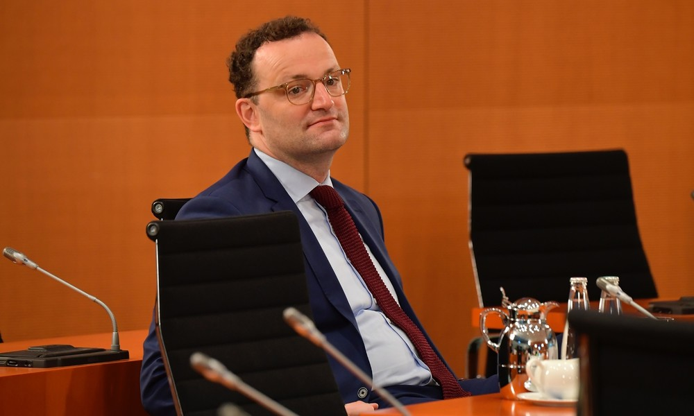 """""""Gläserne Versicherte"""": Gesundheitsminister Spahn verschafft Industrie Zugang zu Versichertendaten"""
