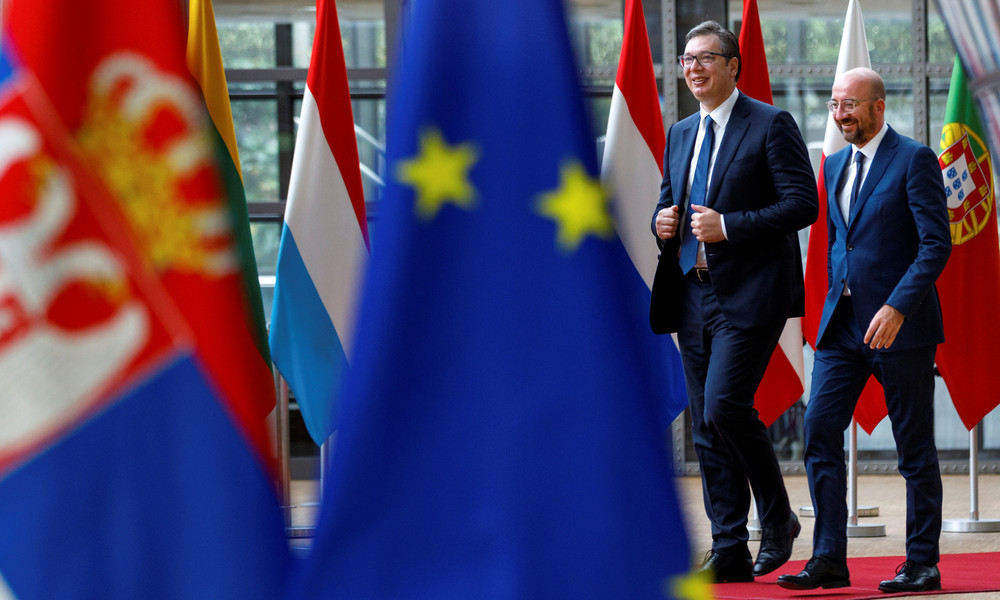 Umfrage in Serbien: Nur jeder Dritte unter 30 Jahren für EU-Beitritt