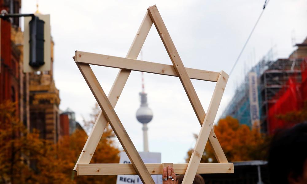 Streitfall Antisemitismus: Offener Brief an Bundeskanzlerin Angela Merkel