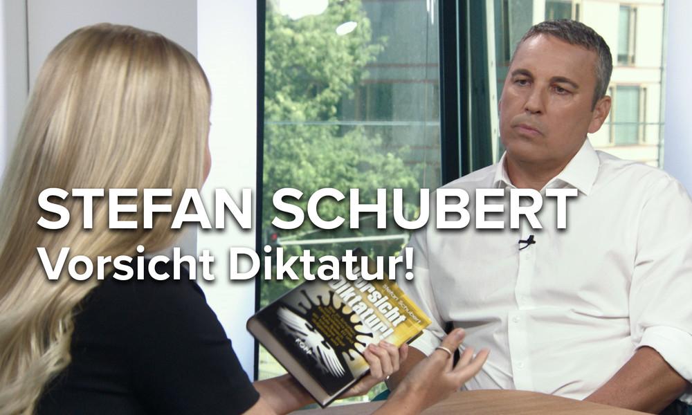 """""""Das ist ein täglicher Verfassungsbruch!"""" – Stefan Schubert im Gespräch"""