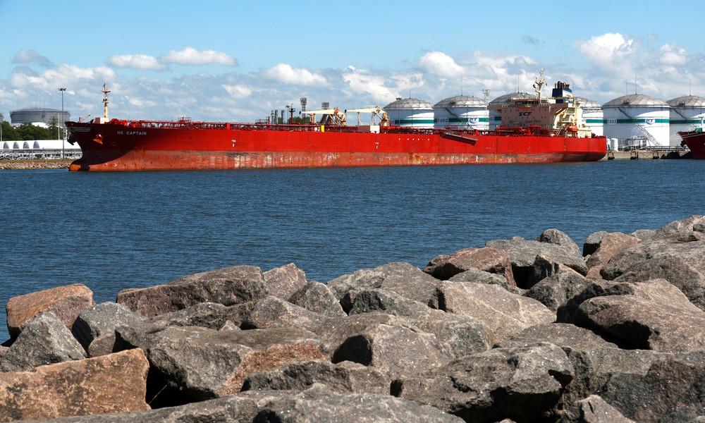 Öl als Druckmittel: USA erwägen Stopp von Lieferungen nach Weißrussland