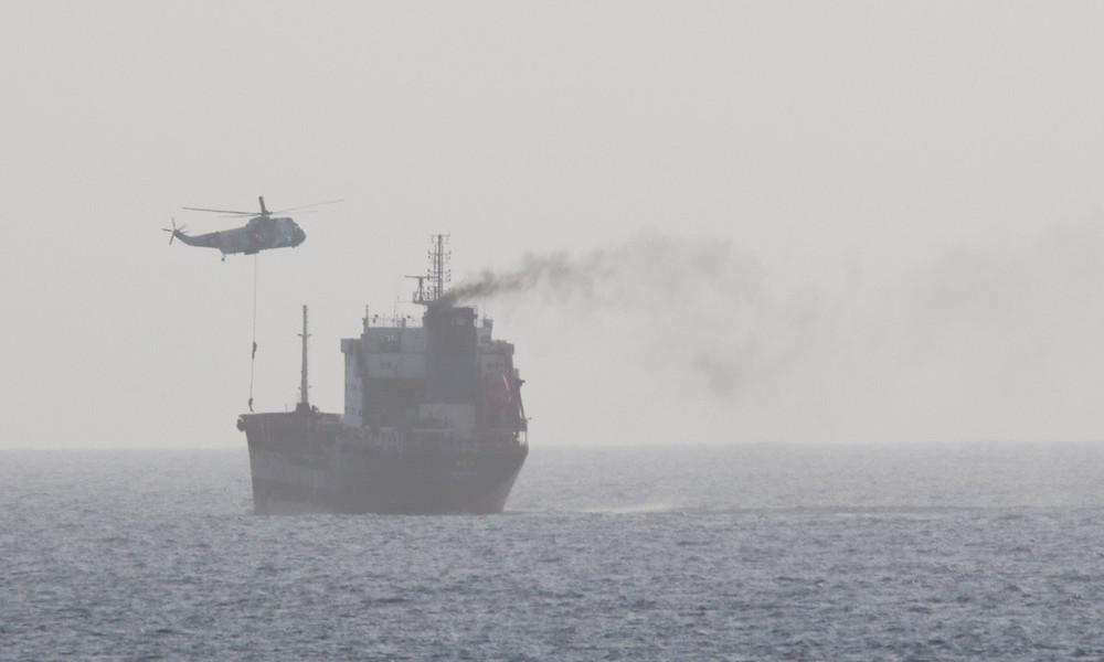 Asymmetrische Kriegführung: Tanker mit iranischem Öl im Visier der USA