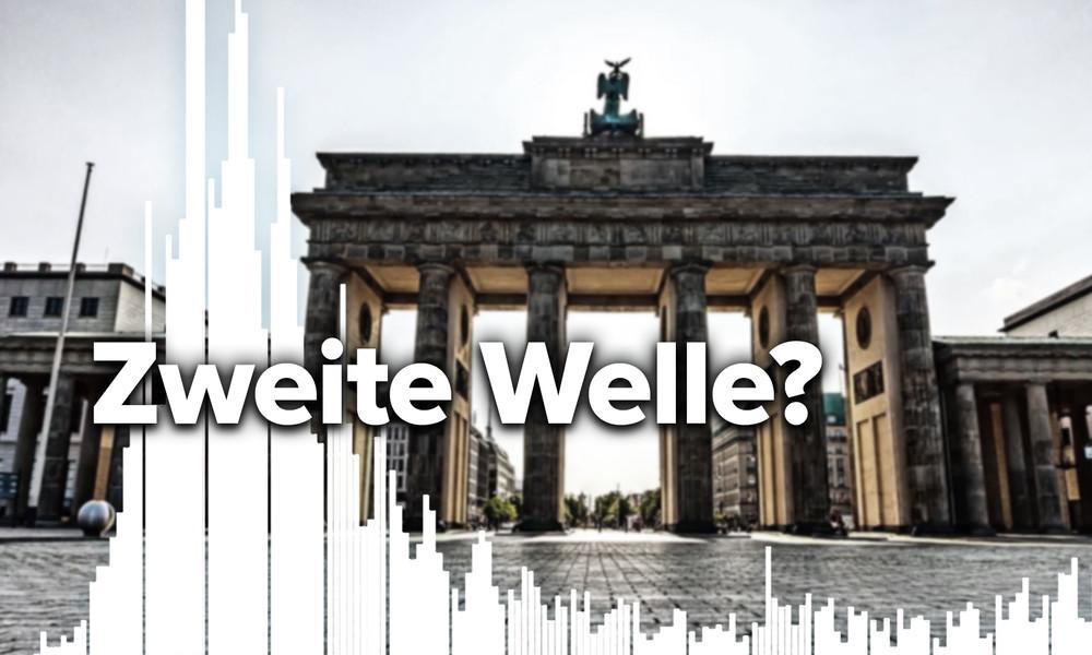 Steigende Infizierten-Zahlen schüren Angst: Straßenumfrage in Berlin (Video)