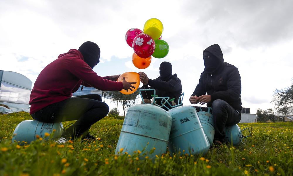 Israel beschießt weitere Hamas-Ziele nach neuen Ballon-Angriffen