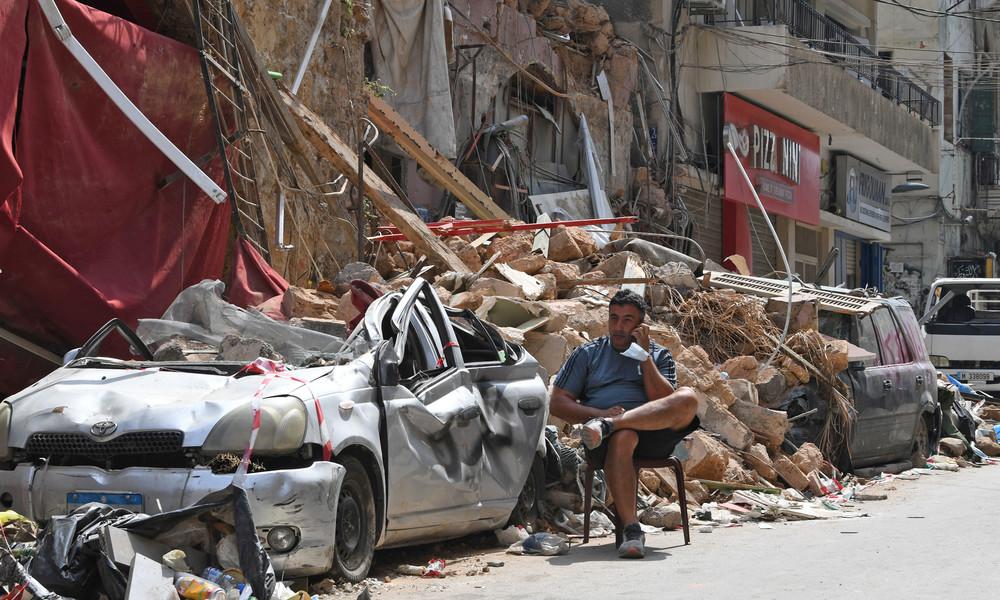 RT-Doku: Beirut nach der Explosion