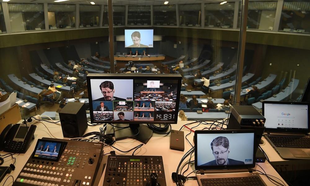 Donald Trump will Begnadigung von Whistleblower Edward Snowden prüfen