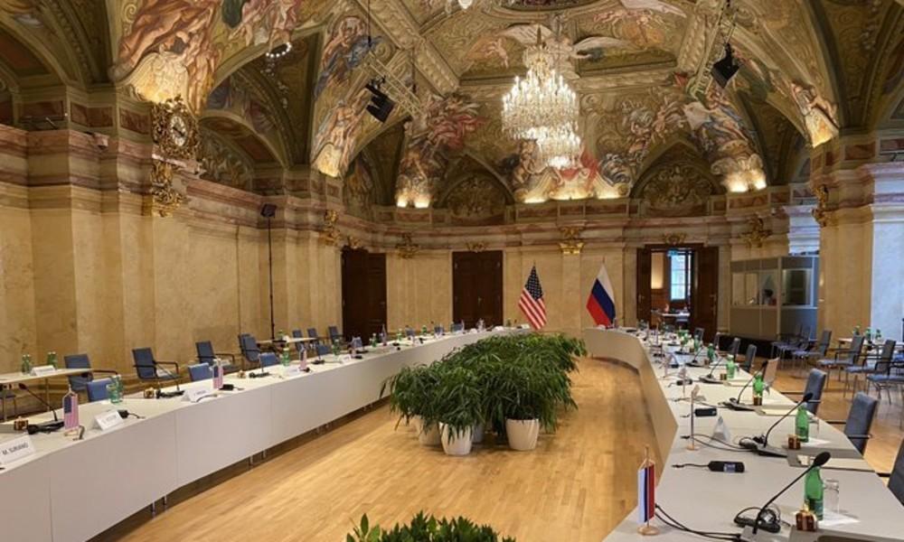 Neue Runde der Gespräche zwischen Russland und den USA über strategische Stabilität beginnt in Wien