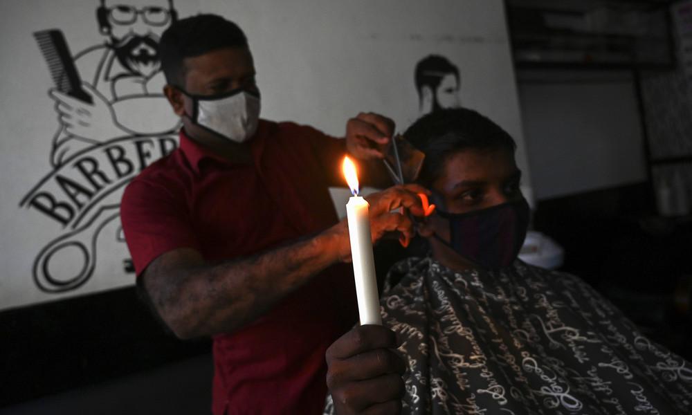 Wegen Panne in Kraftwerk: Stromausfall auf ganz Sri Lanka