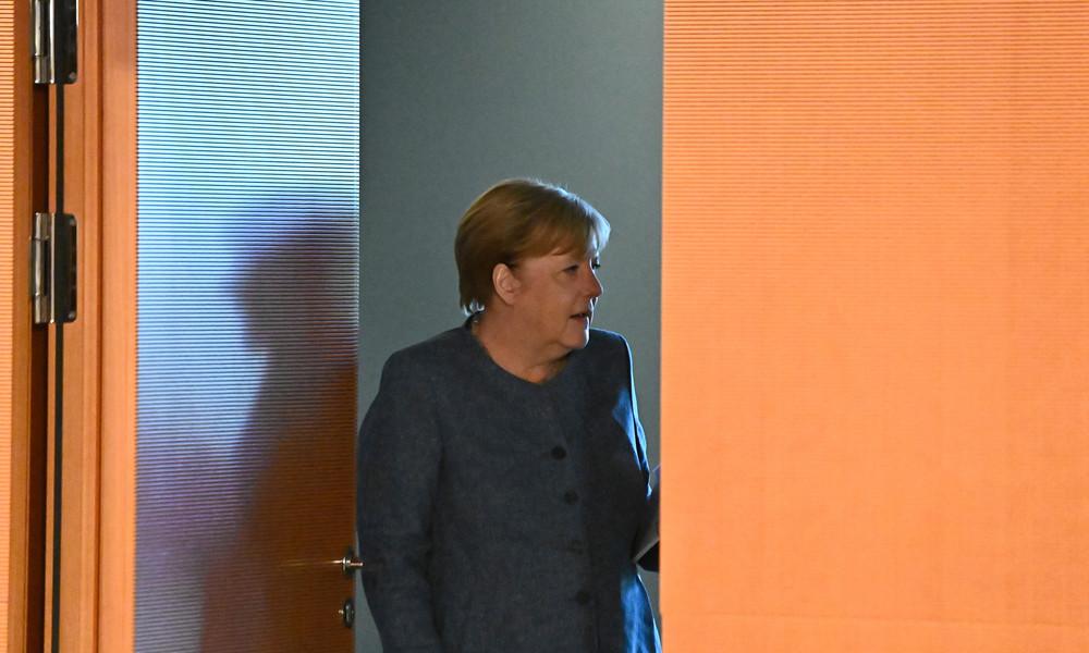 """Angela Merkel: """"Man muss die Zügel anziehen, um bei Corona nicht in ein Desaster reinzulaufen"""""""