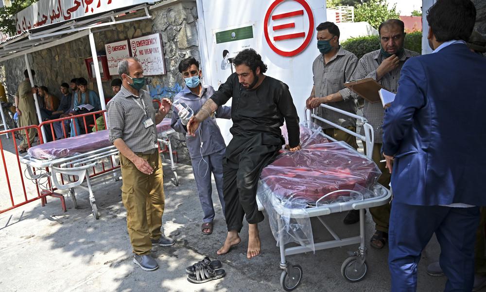 Unabhängigkeitstag in Afghanistan: Kabul unter Raketenabschuss