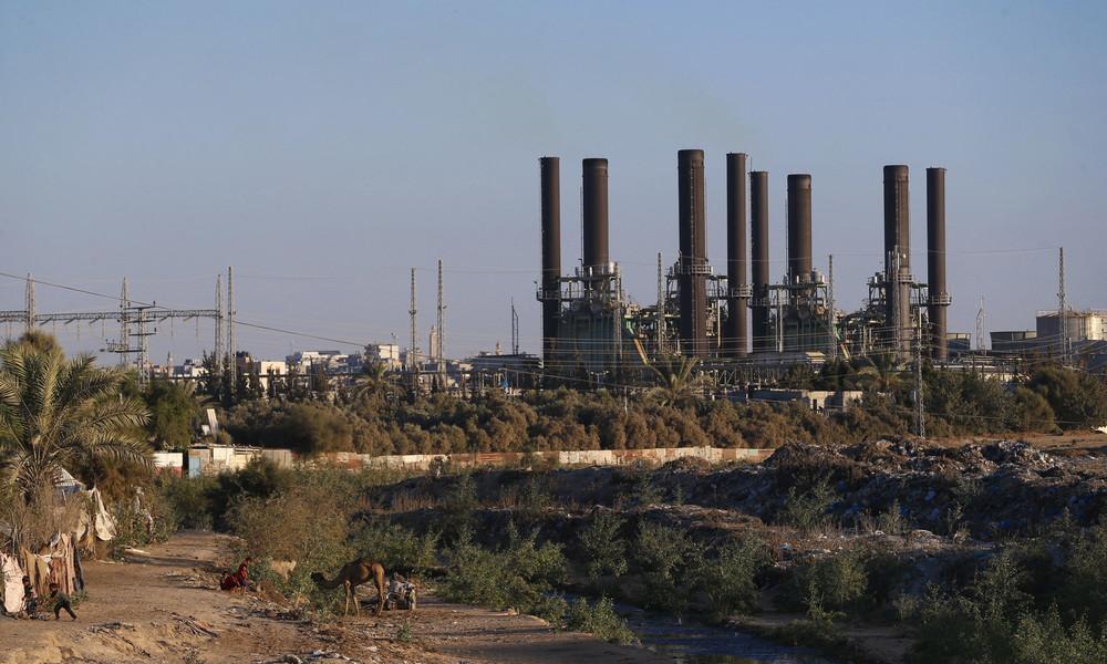 Spannungen mit Israel führen zur Abschaltung des einzigen Kraftwerks im Gazastreifen