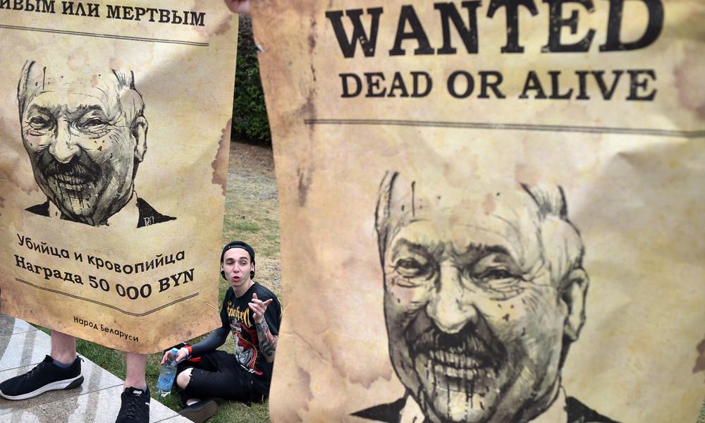 Krise in Weißrussland: Auch die Linke fordert Sanktionen