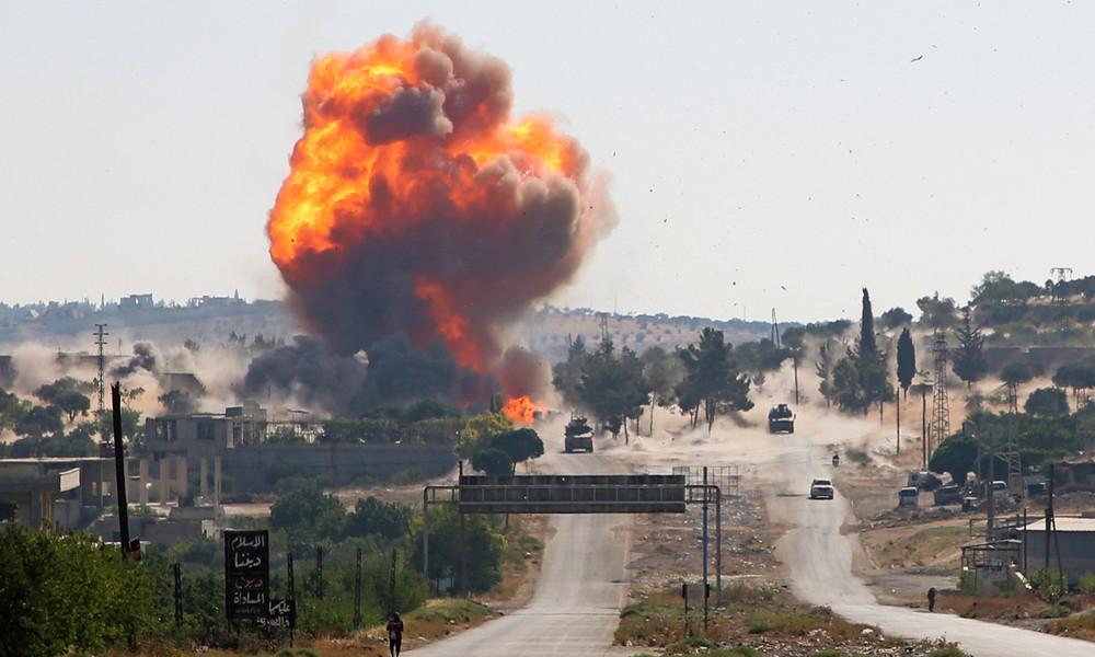 Russischer General nach Bombenexplosion in Syrien getötet - Schwere Vorwürfe an USA