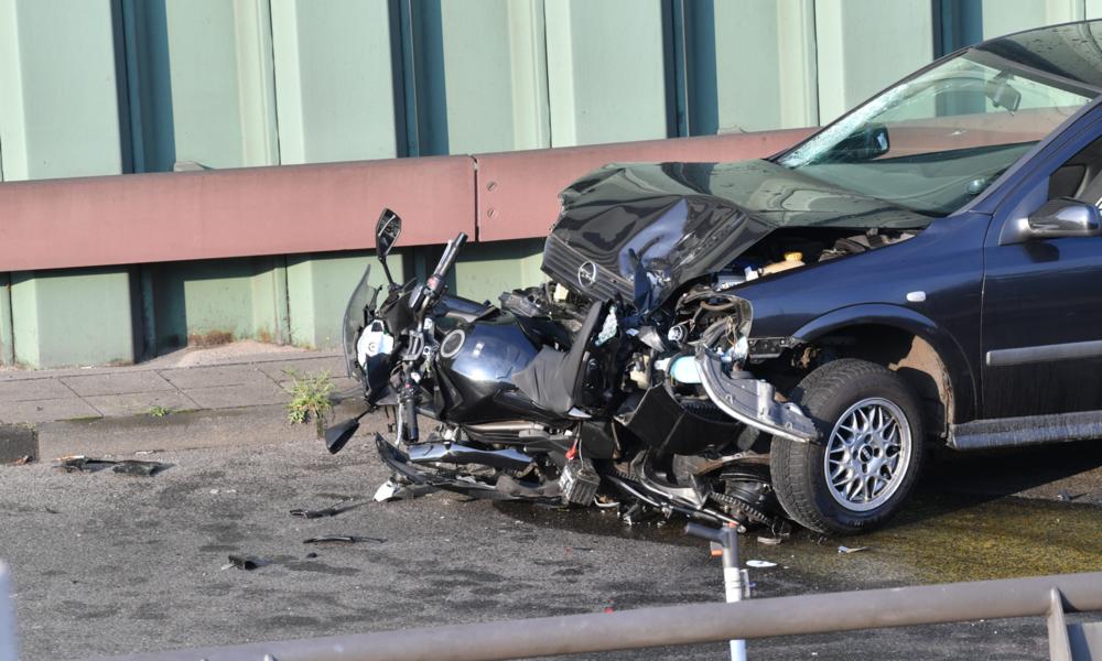 """Staatsanwaltschaft: """"Unfälle"""" auf A100 waren islamistisch motivierter Anschlag"""