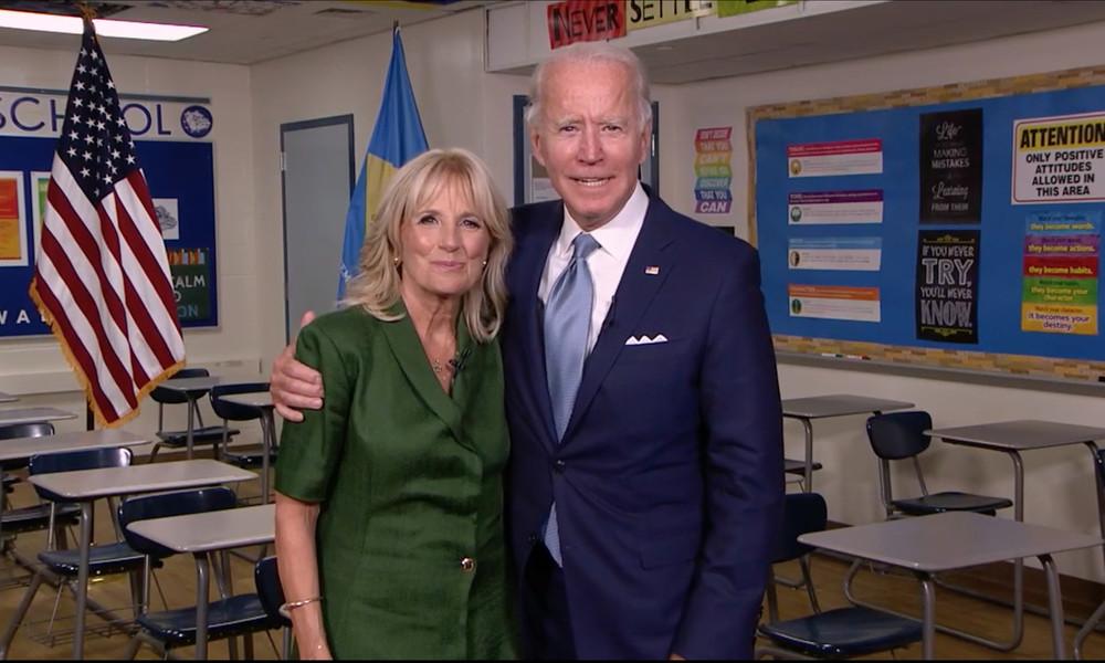 """""""Es bedeutet mir alles"""": Joe Biden nun offiziell Präsidentschaftskandidat der Demokraten"""