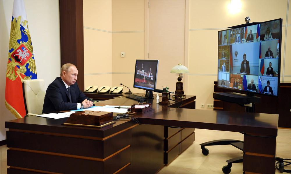 China begrüßt Putins Vorschlag für Krisengipfel  zu Iran-Embargo
