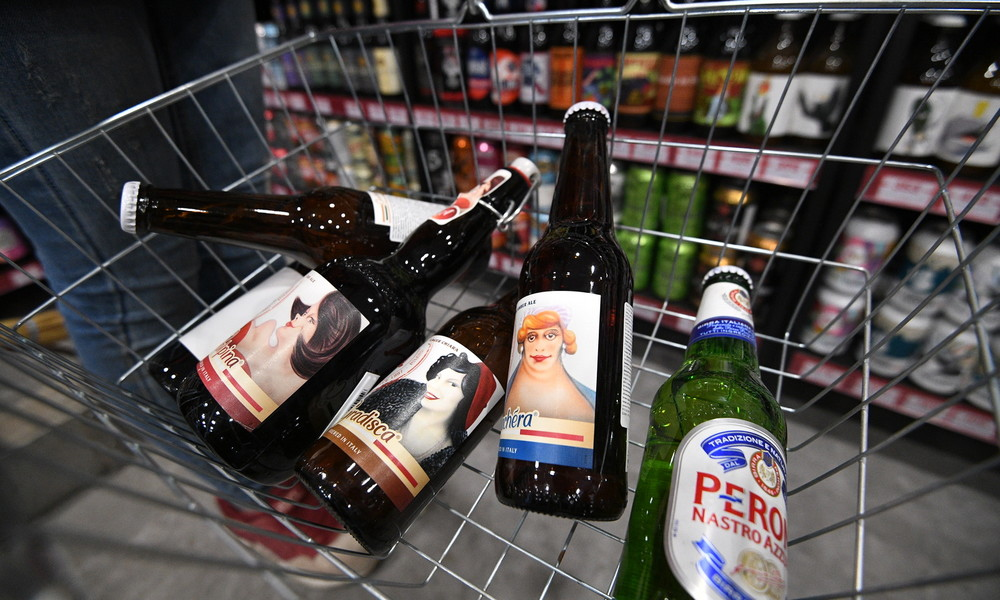 Vorurteile adé: Wodka nicht mehr unter Top-50 verkauften Artikeln in russischen Alkoholgeschäften