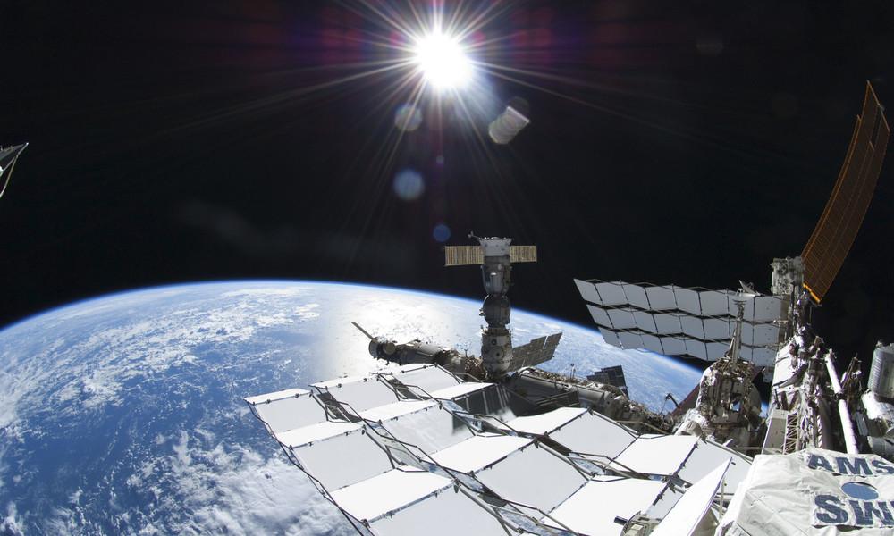 Luftleck auf ISS: Astronauten isolieren sich in russischem Segment