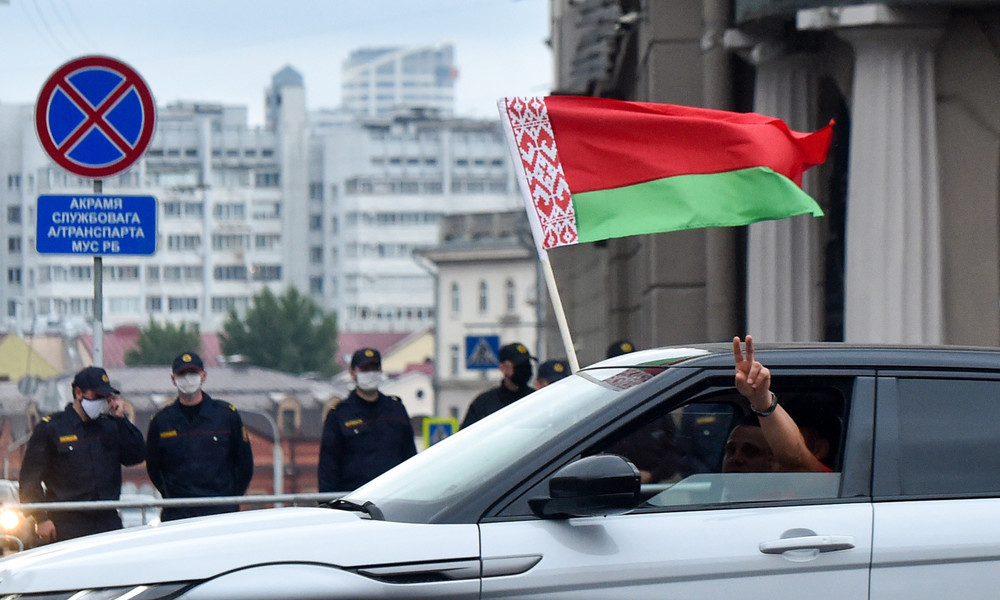 Weißrussland: Kundgebungen der Opposition wie auch Pro-Regierungs-Demos im ganzen Land