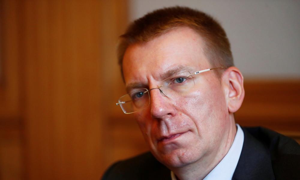 Rudert der Westen in Weißrussland zurück? Lettlands Außenminister erkennt Tichanowskaja nicht an