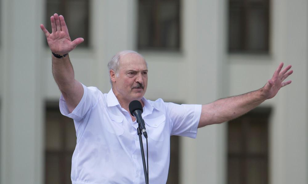 Falls Lukaschenko geht: Ende eines souveränen Staates