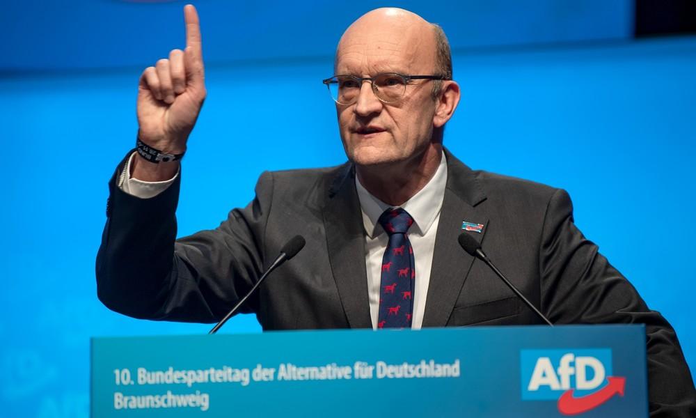AfD schließt Frank Pasemann wegen Tweet über Michel Friedman aus der Partei aus