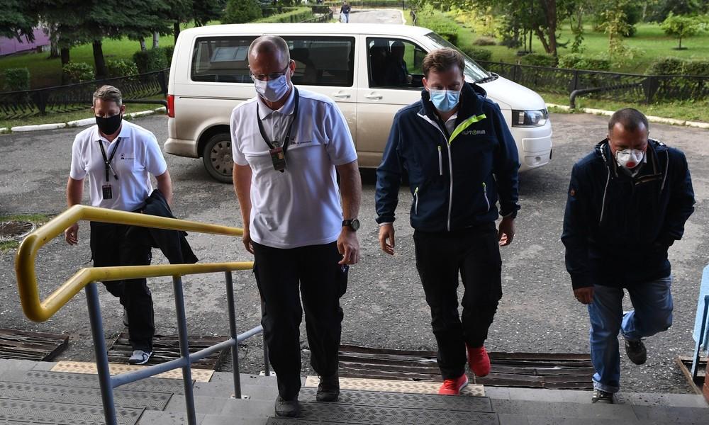 Chefarzt in Omsker Klinik: Nawalny bleibt in Russland, bis sich sein Zustand stabilisiert