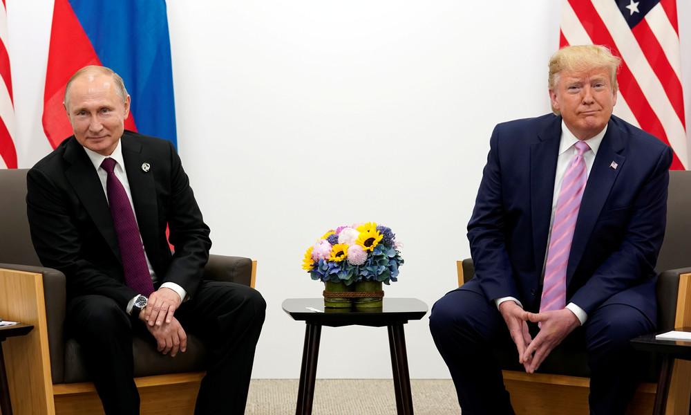 USA ändern Haltung zu Rüstungskontrolle: Zuerst Einigung mit Russland, dann China involvieren