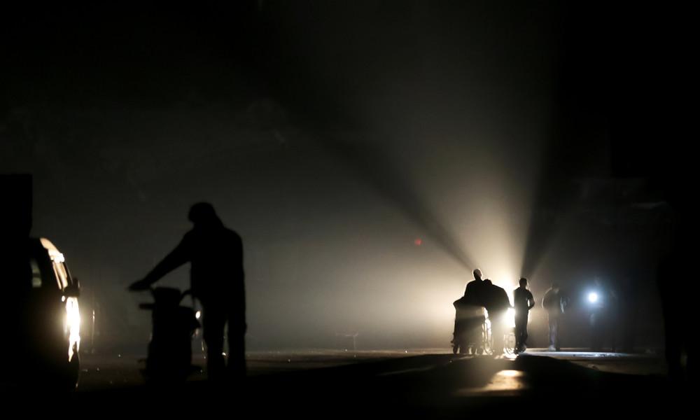 Massive Stromausfälle nach Gaspipeline-Explosion in Syrien – Behörden gehen von Terroranschlag aus