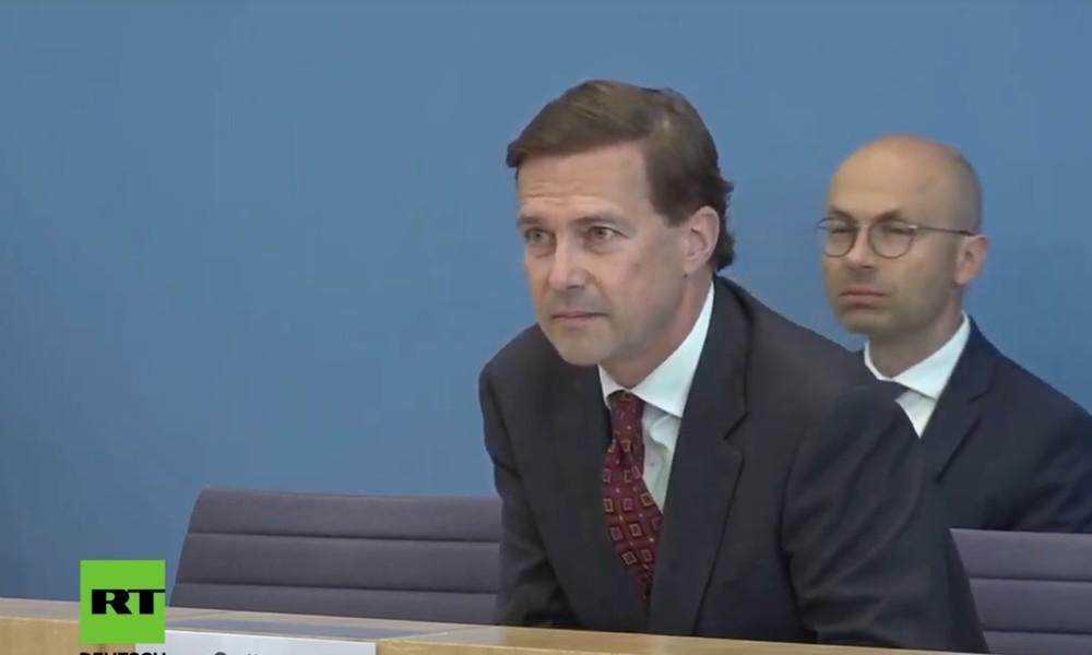 """Seibert: """"Schwerwiegender Verdacht"""" und """"gewisse Wahrscheinlichkeit"""" für Nawalny-Vergiftung"""