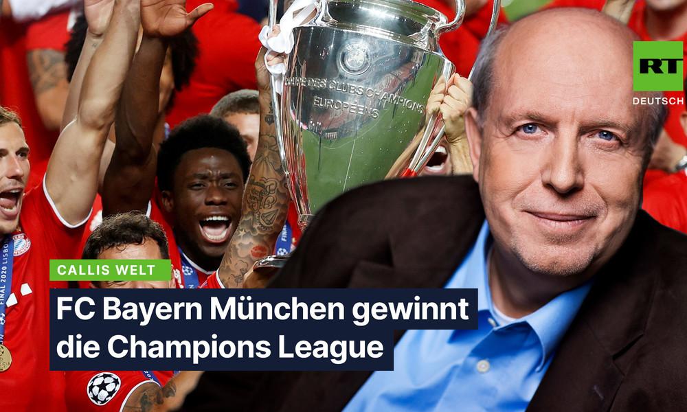 """""""Großartiger Erfolg!"""" – Reiner Calmund über Champions-League-Sieg des FC Bayern München"""