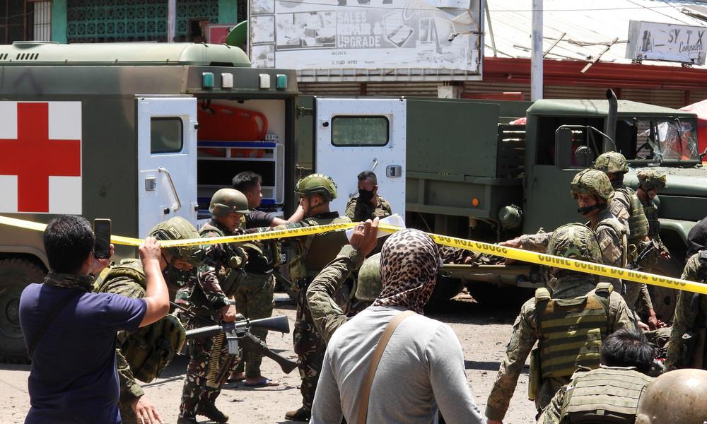Mutmaßlicher Sprengstoffanschlag auf den Philippinen – 14 Tote, zahlreiche Verletzte