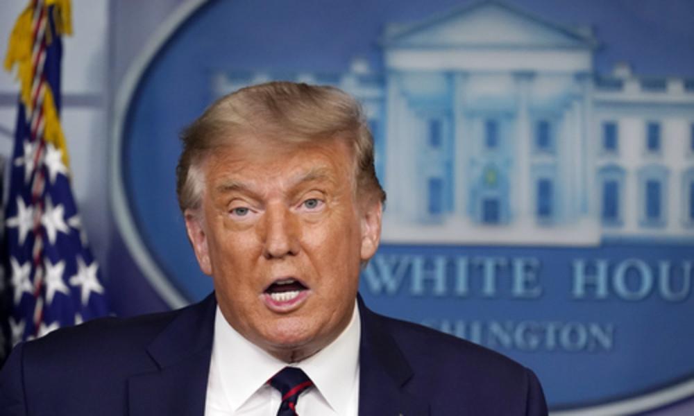 Trump bezeichnet Plasmatherapie als Durchbruch gegen Corona – doch US-Behörden sind kritisch