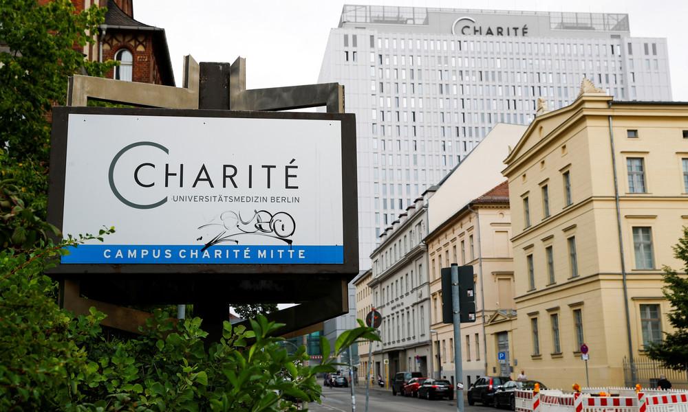 Berliner Charité: Alexei Nawalny wurde laut klinischen Befunden vergiftet