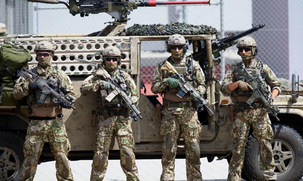 Verwaltungsgerichtshof: Bundeswehr muss entlassenen Ex-KSK-Offizier weiter beschäftigen