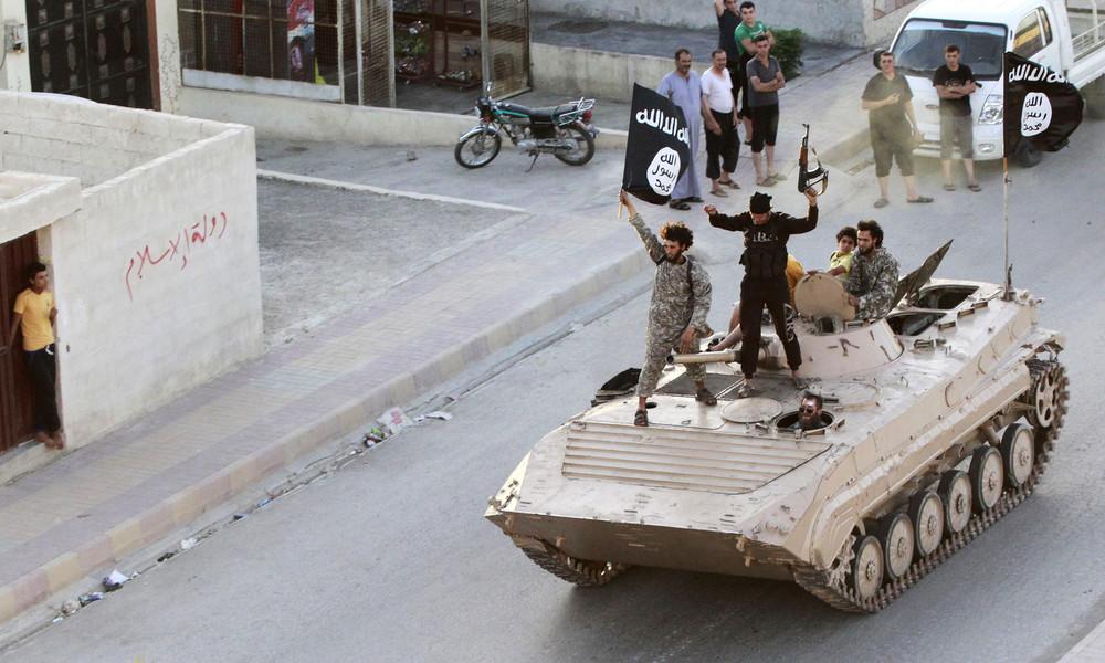 Mehr als 10.000 aktive IS-Kämpfer in Syrien und Irak