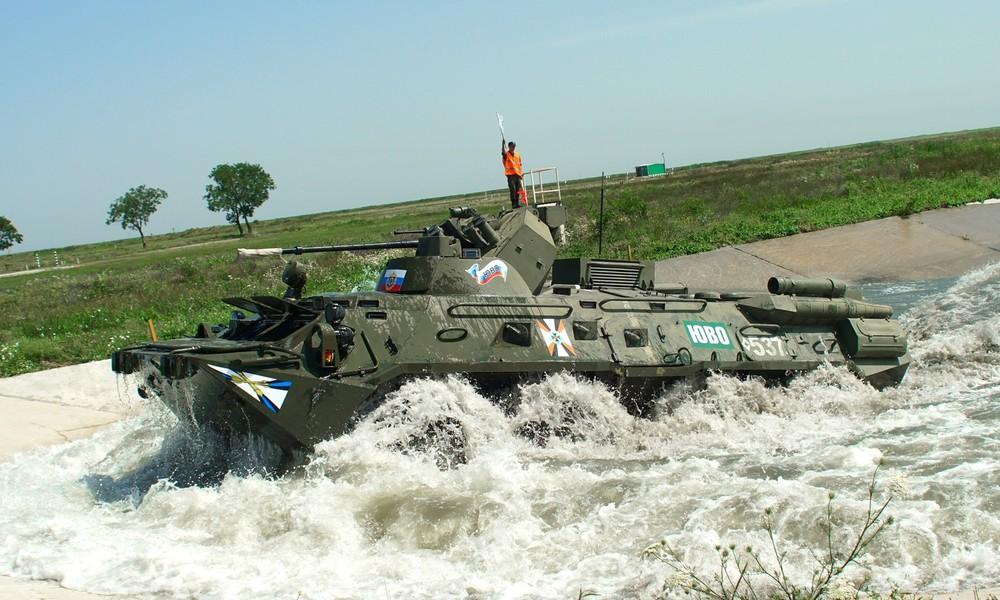 Russland: Marine führt groß angelegtes Manöver auf Krim durch